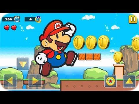 Mario Bros Juegos Para Niños Pequeños Mario Danger Forest Youtube