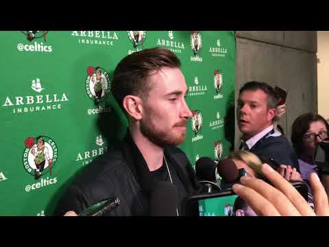 Gordon Hayward talks about getting booed, his return to Utah & more