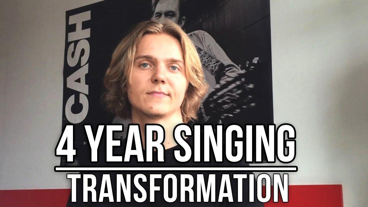 Download 4 Year Singing Transformation [Meverick]