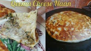Qeema Cheese Naan by hamida dehlvi