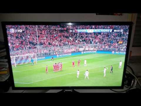 Bayern München vs. Real Madrid 0:4 Ronaldo