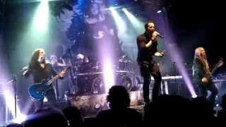 Kamelot - When the Lights are Down @ Button Factory, Dublin, 2015 [HD]