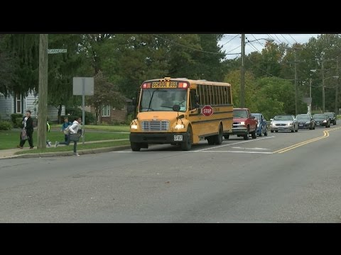 Niles police cracking down on school bus laws