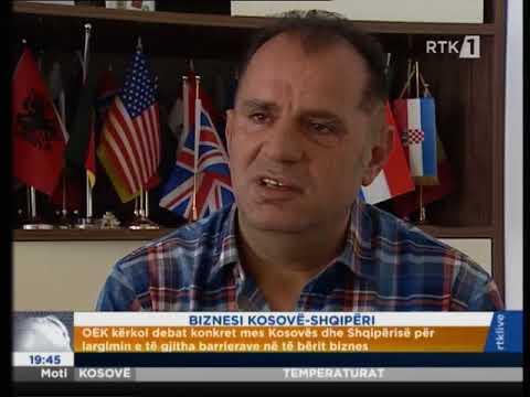 BIZNESI KOSOVË - SHQIPËRI