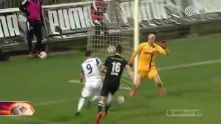 Újpest - Diósgyőr 1-0 25. forduló