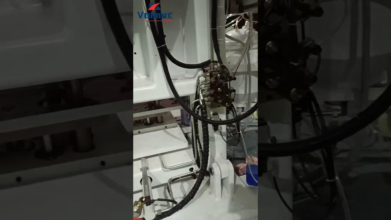 fully automatic epoxy resin apg press machine