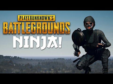 PUBG - NINJA MONTAGE! #5 (Funny Moments & Ninja Trolling)