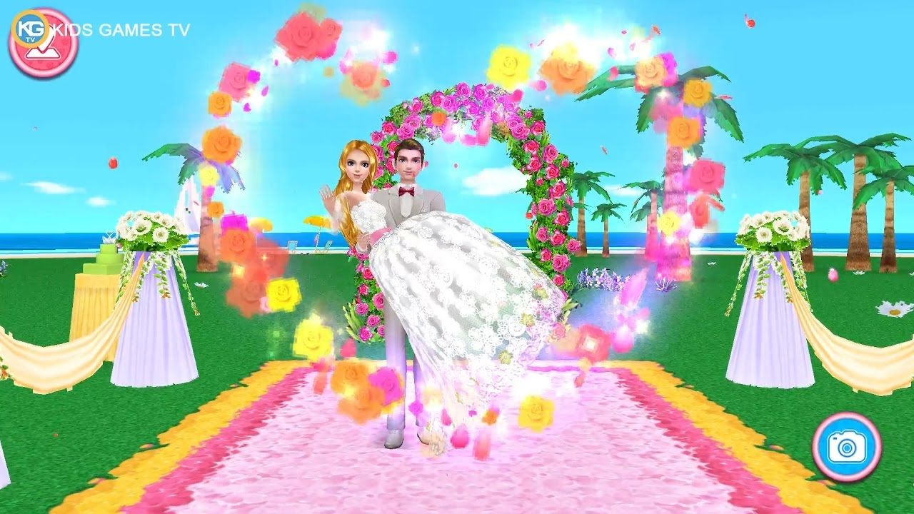 wedding planner girls game kids games tv