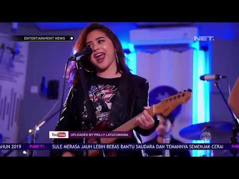 Prilly Nyanyikan Lagu Rock Favorite Demi Maxime Boutier