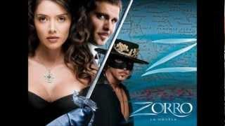 "El Zorro  [La Espada y La Rosa] - Soundtrack      ""Amor Gitano"""