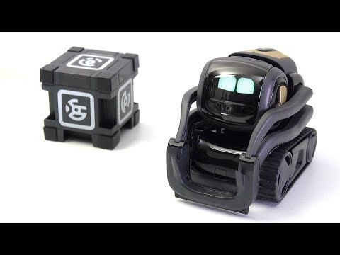 Anki Vector Home Robot REVIEW