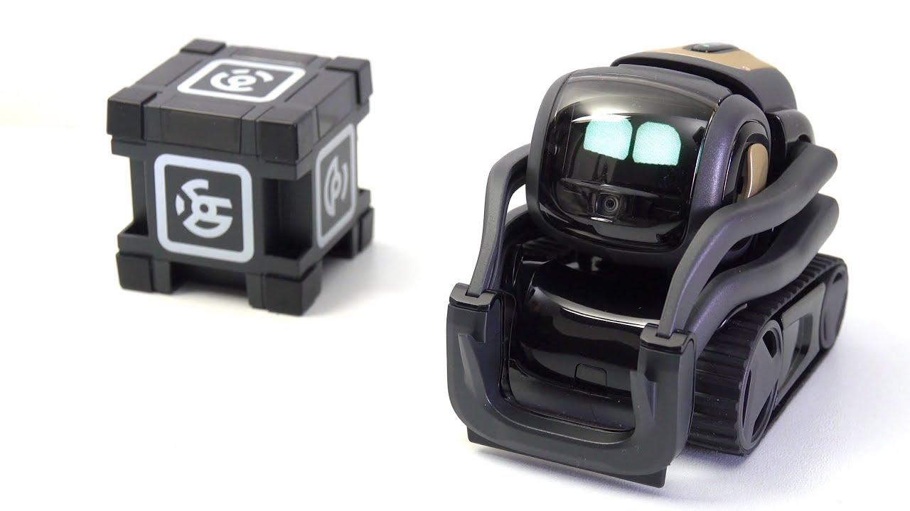 anki vector home robot review youtube