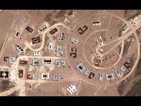 ✔ Strange AREA 51 ~ Coded Secret Messages To Aliens In The Sky?
