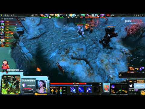 SNA vs NoT - Dota 2 Champions League - Game 3