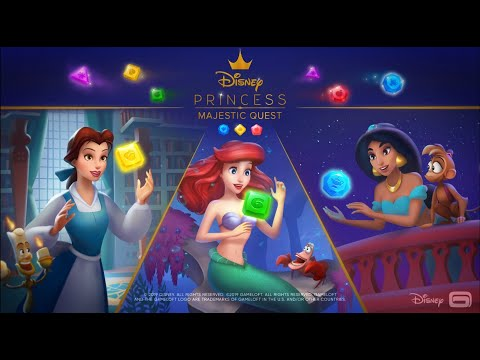 Disney Princess - Google Play Trailer