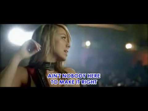 Atomic Kitten - The Last Goodbye (Hq karaoke)