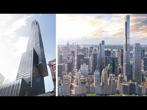 New York Central Park Tower: America's Tallest Skyscraper | 2019 UPDATE