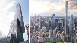 New York Central Park Tower: America's Tallest Skyscraper   2019 UPDATE
