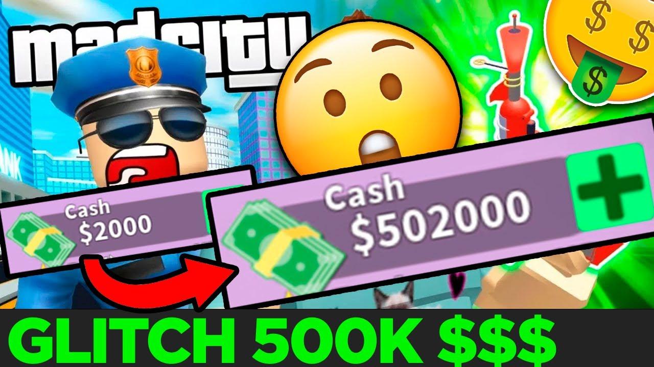 Mad City Money Glitch Roblox Best Free Money Hack 2019 Working