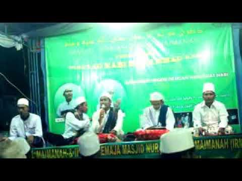 M.ridwan asyfi feat abd qodir alhidayah (qomarun )