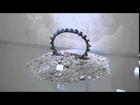 Celtic bronze bracelet (Museum In Gradiska, Bosnia)