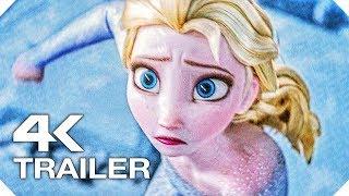 ХОЛОДНОЕ СЕРДЦЕ 2 Русский Трейлер #1 (4K ULTRA HD) НОВЫЙ 2019 Мультфильм, The Walt Disney