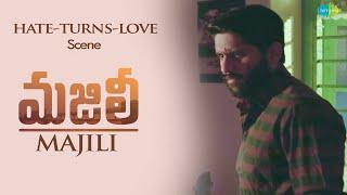 Majili   Hate-Turns-Love Scene   Naga Chaitanya   Samantha