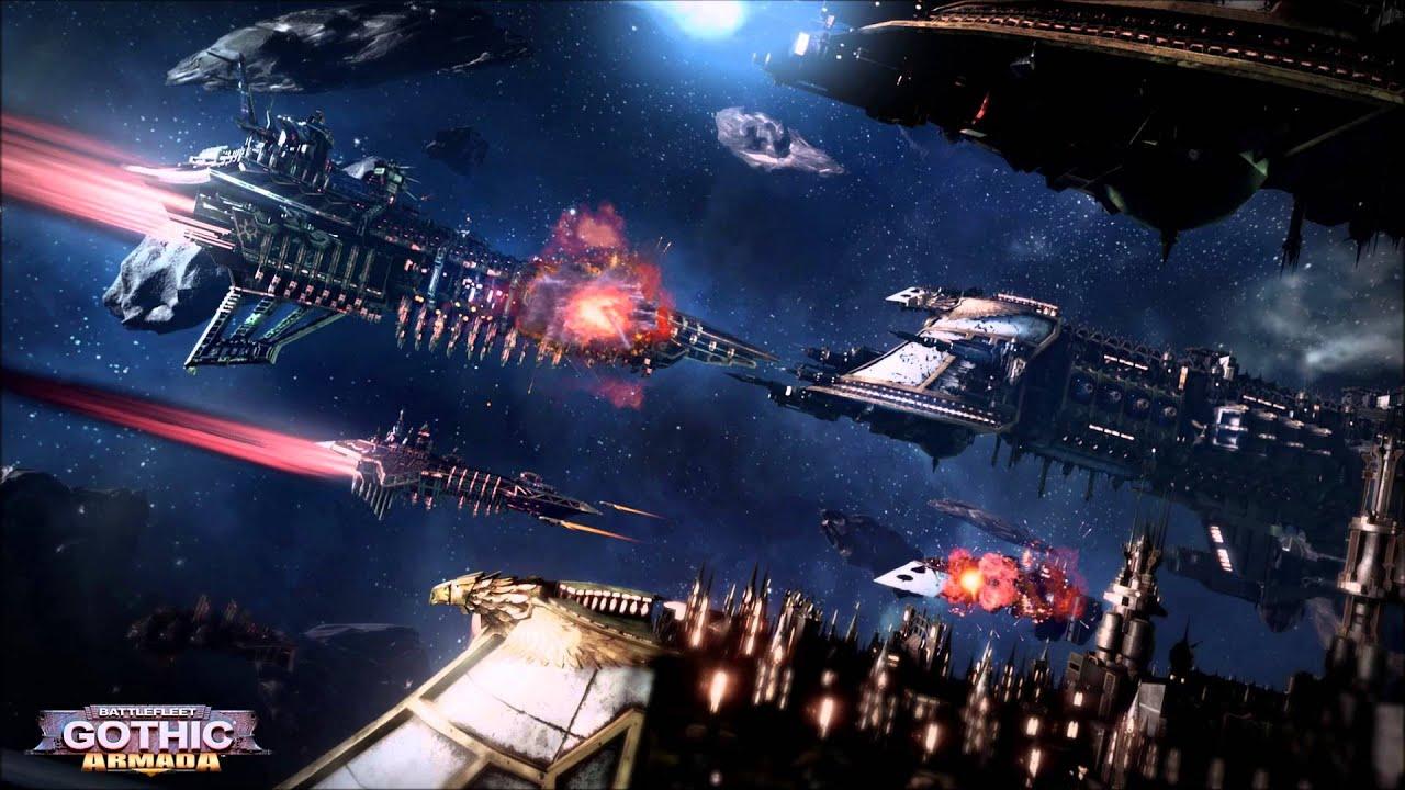 Battlefleet gothic armada 2 ships