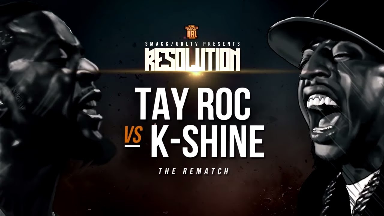 TAY ROC VS K-SHINE (4-27-19) PROMO