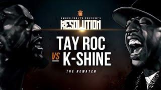 TAY ROC VS K-SHINE (4-27-19) PROMO