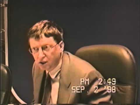 Bill Gates   Deposition Part 12 of 12