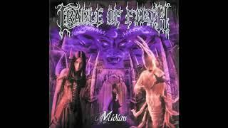 Cradle Of Filth Midian FULL ALBUM WITH LYRICS