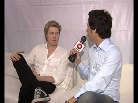 Kyle Eastwood @ Jazzablanca 2010-interview with Simo Benbachir