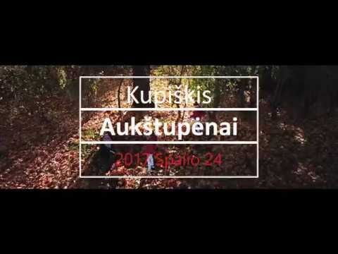 Lithuania, Kupiškis, Aukštupėnai, 24 10 2017