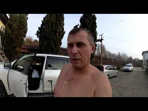 Абхазия. Гагра. Сероводородный источник. 2часть