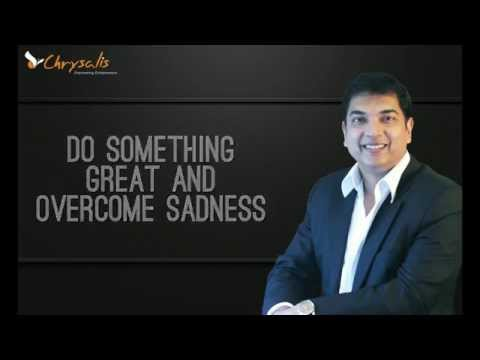 """MG speaks on """"Do Something Great And Overcome Sadness"""""""