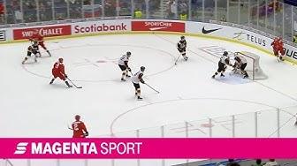 Russland - Deutschland | U20 Eishockey-Wetmeisterschaft | MAGENTA SPORT