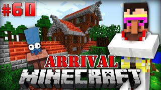 Wilkommen in MINIRIA - Minecraft Arrival #060 [Deutsch/HD]
