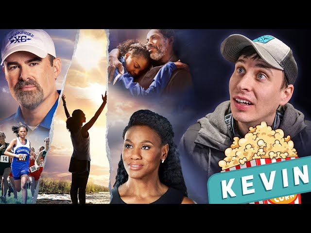 Overcomer | Say MovieNight Kevin Review