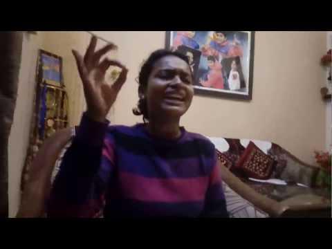 O Rangrej mere, Kaun se pani mein tune kaunsa rang Ghola : Ishika Saxena