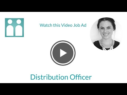 Distribution Officer - Sydney