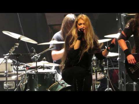 The Agonist - Thank You Pain/ Gates Of Horn & Ivory - Phoenix Concert Theatre - Nov 6, 2016