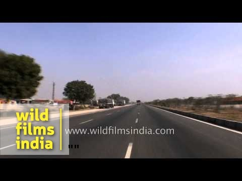 Kishangarh to Dudu driving video, Rajasthan