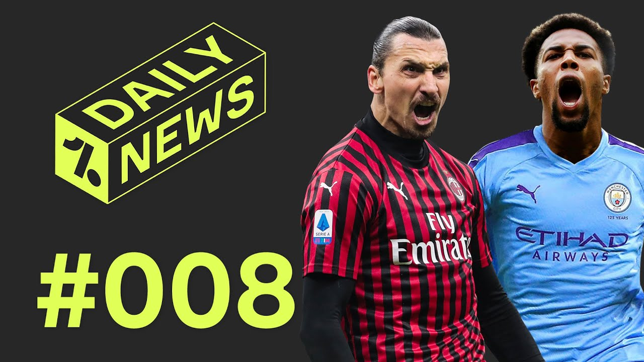 Zlatan thinks he can win Serie A + Juve and Man City chase Traore! ► Daily News