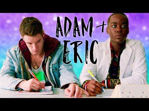 Adam & Eric (Sex Education)- Clean Eyes ♡