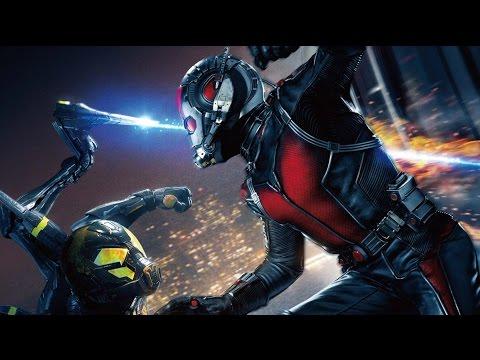 Ant-Man - Mighty Little Man by Steve Burns