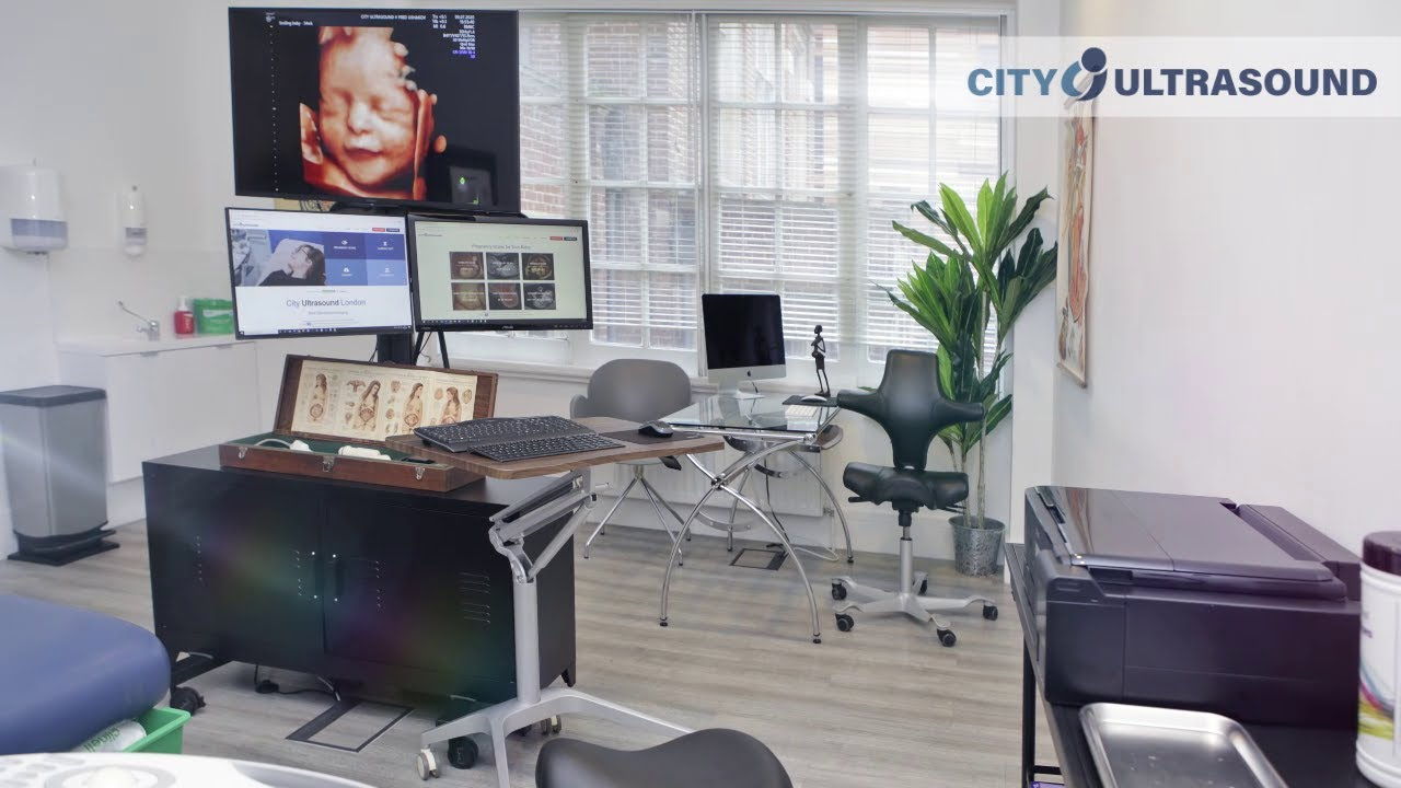 City Ultrasound: Pregnancy Care Centre in the heart of London