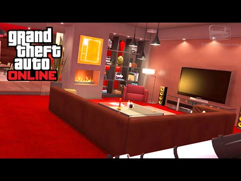 GTA Online - All Custom and Stilt Apartments [Executives and Other Criminals DLC]
