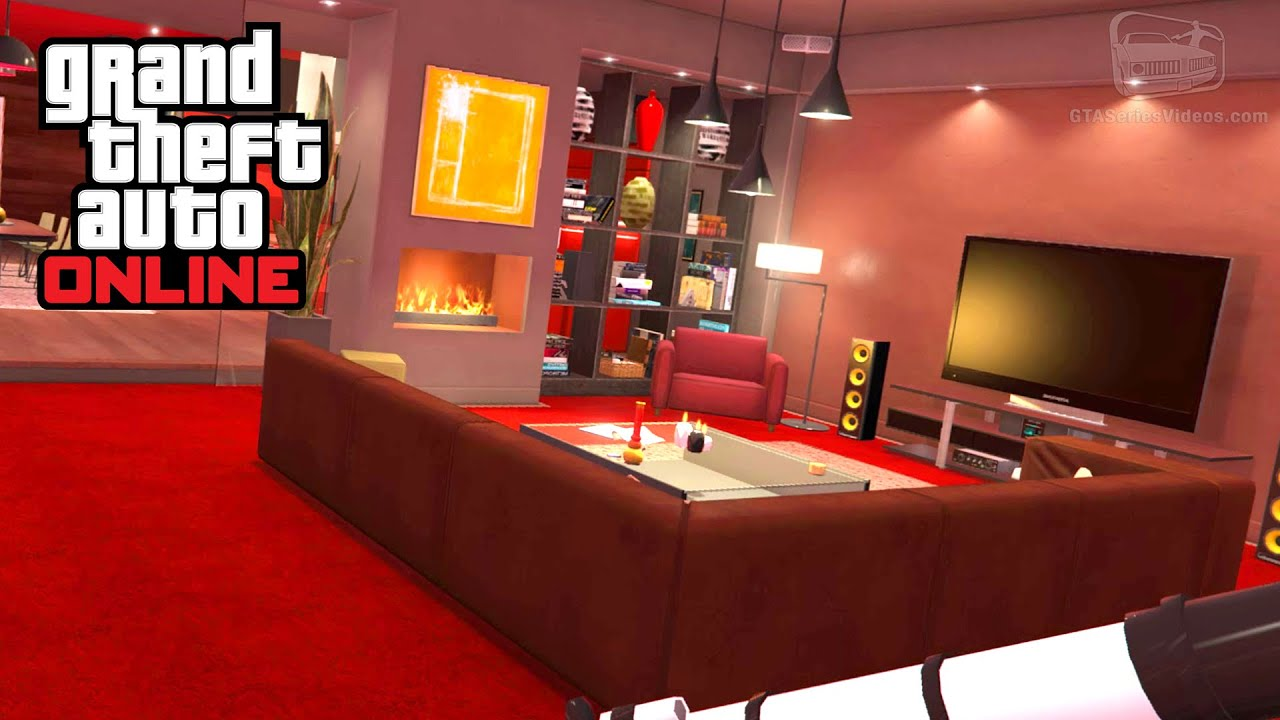 Gta online all custom and stilt apartments executives for Custom home designer online