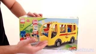 Lego Duplo  Автобус 5636(http://www.kupirebenku.ru/toys/id/30877/ - ещё больше на сайте КупиРебёнку.ру В подарок вы получите Уникальный Коллекционн..., 2011-10-21T10:27:55.000Z)